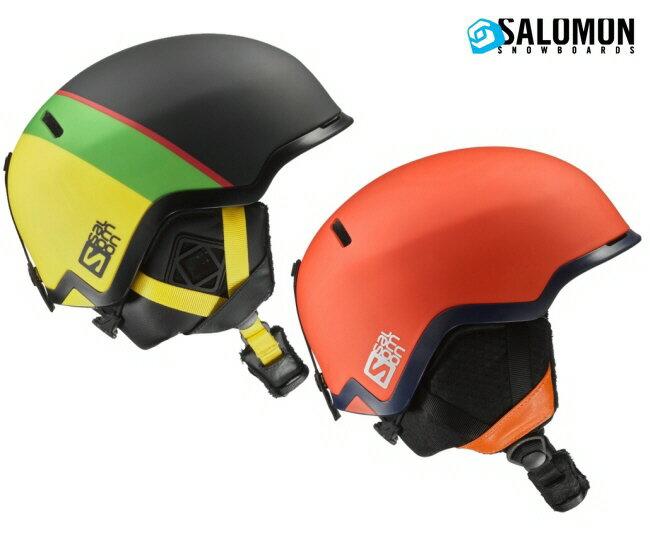 【スノーヘルメット】SALOMON(サロモン)HELMET HACKER 【350】