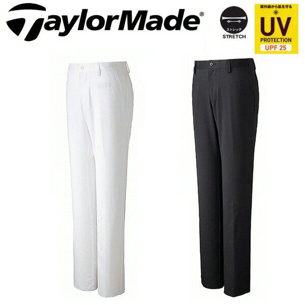 【ゴルフウェア】TaylorMade(テーラーメイド)サマーロング パンツ (メンズ)LOA39【350】