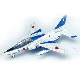 自衛隊グッズ Avioni-X 1/144 T-4 ブルーインパルス 1番機