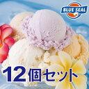 【アイスクリーム】ブルーシールギフトセット12(送料込) ランキングお取り寄せ