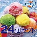 【アイスクリーム】ブルーシールギフトセット24(送料込)