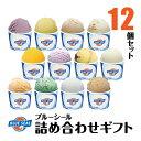 【アイスクリーム】ブルーシール詰合せギフト12(送料込)