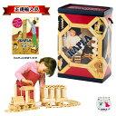 送料無料 カプラ 200 KAPLA 正規輸入品 カプラのまほう小冊子付 知育玩具 おもちゃ 木製 積み木 魔法の板 ブロック