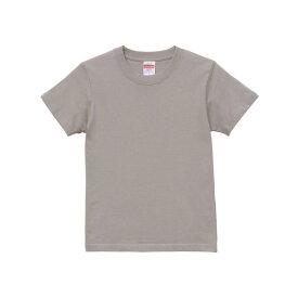 Tシャツ キッズ メンズ レディース 半袖 無地 グレー 灰色 90 100 110 120 130 140 150 160 綿100% tシャツ シャツ トップス 厚手 男 女 ユニセックス 丈夫 カジュアル 子供 ジュニア ブランド スポーツ おしゃれ かっこいい カラー 色 コットン シンプル ゆったり こども