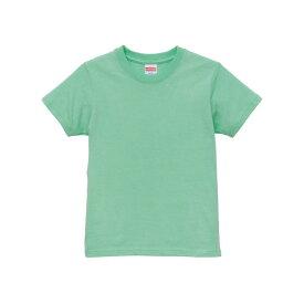 Tシャツ キッズ メンズ レディース 半袖 無地 グリーン 緑 90 100 110 120 130 140 150 160 綿100% tシャツ シャツ トップス 厚手 男 女 ユニセックス 丈夫 カジュアル 子供 ジュニア ブランド スポーツ おしゃれ かっこいい カラー 色 コットン シンプル ゆったり こども