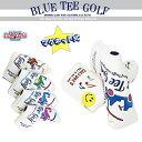 ☆BLUE TEE GOLF California 【ゴルフ デイ −カート GOLF DAY'S】 ブレード型 パターカバー