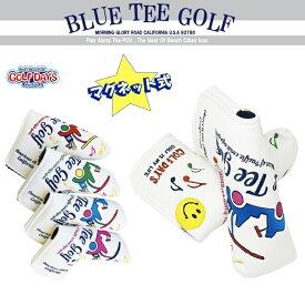 ☆BLUE TEE GOLF California 【ゴルフ デイ −カート GOLF DAY'S】 ブレード型 パターカバー ブルーティーゴルフ カルフォルニア