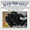☆ブルーティーゴルフ BLUE TEE GOLF California ストレッチ素材 アイアン用 ヘッドカバー【単品販売】オーバーサ…