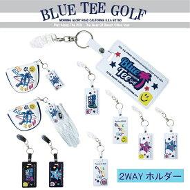 BLUE TEE GOLF California パターカバーホルダー グローブホルダー兼用 ブルーティーゴルフ