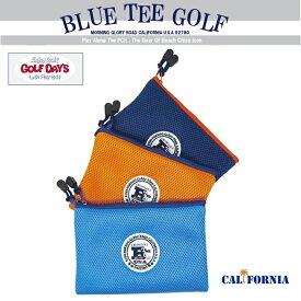 "BLUE TEE GOLF California ""ポーチ 小物入れ""ティーポーチ【Tokyo 新橋店】"