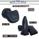 ☆ブルーティーゴルフ BLUE TEE GOLF California 【クラシック バージョン】パターカバー ヘッドカバー