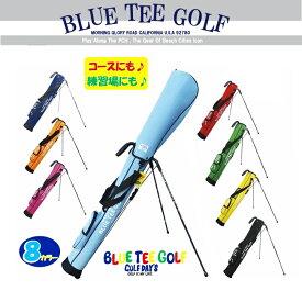 BLUE TEE GOLF California ネオプレーン セルフスタンドバッグ CC-001 ブルーティーゴルフ