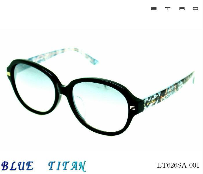 ☆エトロ☆ サングラス ETRO 626SA 001