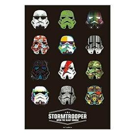 PO Sticker Star Wars ポステッカー(ストーム・トルーパー フェイス) (C)&TM Lucasfilm Ltd. /ポスター/ステッカー/壁紙/スターウォーズ/