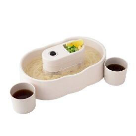 【アウトレット品】流しそうめんはじめました CLV-337 素麺 玩具 そうめん器 流しそうめん機 パーティー 食卓