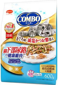 【日本ペット】コンボ キャット 猫下部尿路の健康維持 600g