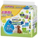 【ユニチャーム】デオクリーン 純水99%ウェットティッシュ つめかえ用 70枚x3個パック