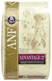 【Y.K.エンタープライズ】ANF アドバンテージ 27 成犬用 チキン&ライス 18kg