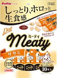 【ペティオ】Meaty ササミ 10本入
