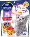 【日本ペット】コンボ プレゼント キャット おやつ 腎臓の健康維持 42g(14袋)