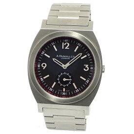 93cdbdba95 【ウォッチ】dunhill ダンヒル ブラック文字盤 SS クォーツ QZ メンズ 腕時計 UF13635 【中古