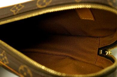 【バッグ】LOUISVUITTONルイヴィトンモノグラムポシェットガンジュボディバッグショルダーバッグM51870【中古】【k】【Blumin楽天市場店】