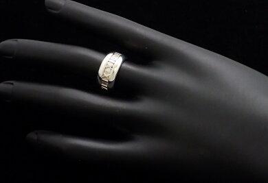 【ジュエリー】TIFFANY&Co.ティファニーアトラスリング指輪10号#10シルバーSV925【中古】【k】【Blumin楽天市場店】