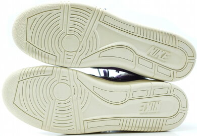 【靴】NIKEナイキCOURTFORSEHIコートフォースハイハイカットスニーカースエードレザーパープルブラックホワイトサイズ30cmUS12UK11EUR46【中古】【k】【Blumin楽天市場店】