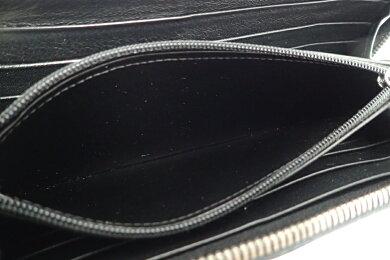 【財布】Cartierカルティエハッピーバースデーハッピーバースデイラウンドファスナー長財布エナメルカーフ黒ブラックL3001285【中古】【k】【Blumin楽天市場店】