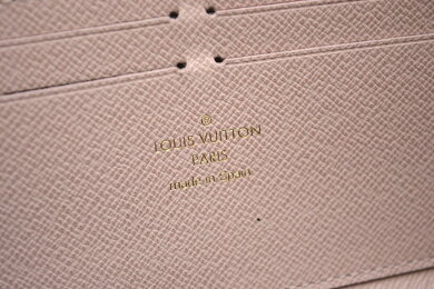 【財布】LOUISVUITTONルイヴィトンモノグラムポルトフォイユクレマンスラウンドファスナー長財布ローズバレリーヌピンクM61298【中古】【k】【Blumin楽天市場店】