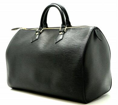 【バッグ】LOUISVUITTONルイヴィトンエピスピーディ35ハンドバッグボストンバッグレザーノワール黒ブラックM42992【中古】【k】【Blumin楽天市場店】