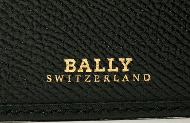 【新品未使用品】【財布】BALLYバリー2つ折ファスナー長財布型押しレザー黒ブラック茶ブラウンLALIRO.S/30【k】【Blumin楽天市場店】