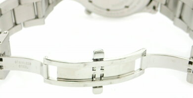 【ウォッチ】Shellmanシェルマングランドコンプリケーションシルバー文字盤SSメンズQZクォーツ腕時計6770-H32167【中古】【k】【Blumin楽天市場店】