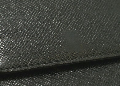 【財布】LOUISVUITTONルイヴィトンダミエグラフィットポルトフォイユマルコ2つ折財布イニシャル入りN62664【中古】【k】【Blumin楽天市場店】