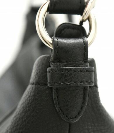 【バッグ】COACHコーチパーカーホーボー2WAYバッグショルダーバッグハンドバッグレザー黒ブラックF31323【中古】【k】【Blumin楽天市場店】