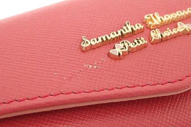【未使用品】SamanthaThavasaサマンサタバサプチチョイス5連キーケースピンク【中古】【k】【Blumin楽天市場店】