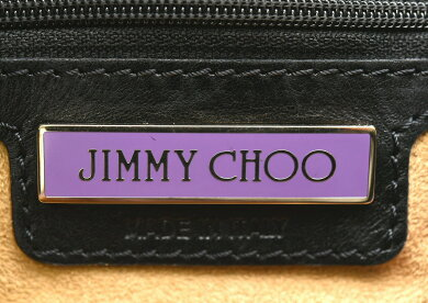 【バッグ】JIMMYCHOOジミーチュウショルダーバッグトートバッグショルダートートレザーハラコ黒ブラック【中古】【k】【Blumin楽天市場店】