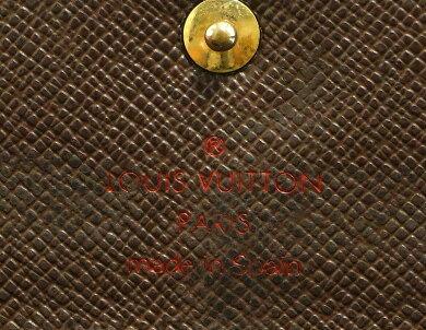 【財布】LOUISVUITTONルイヴィトンダミエポルトフォイユ・サラ2つ折ファスナー長財布N61734【中古】【k】【Blumin楽天市場店】