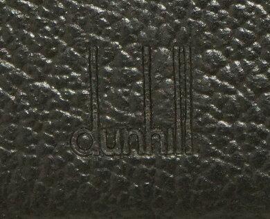 【未使用品】【財布】dunhillダンヒルD-EIGHTディーエイトD82つ折札入れレザーキャンバス茶ダークブラウン【中古】【k】【Blumin楽天市場店】