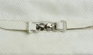 【未使用品】【バッグ】LONGCHAMPロンシャンクアドリハンドバッグミニボストンレザー白ホワイト【中古】【k】【Blumin楽天市場店】