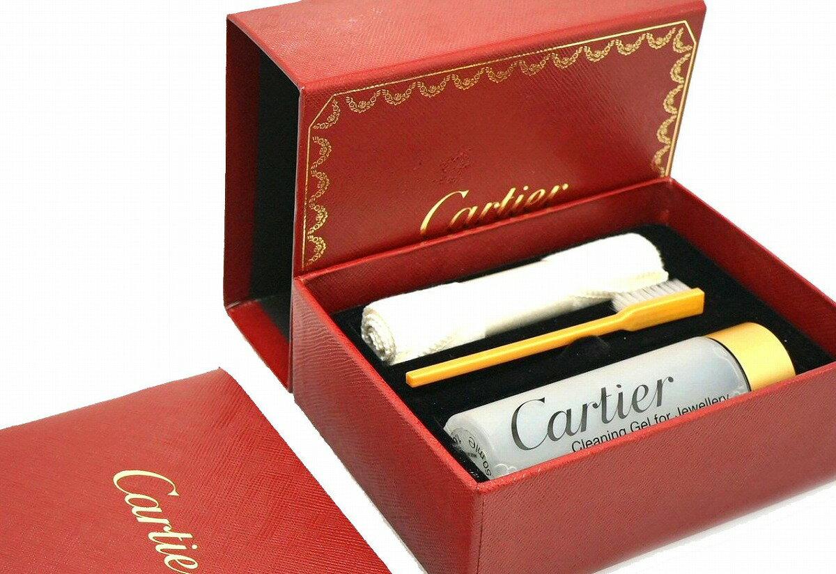【未使用品】【ジュエリー】Cartier カルティエ ジュエリー用 コフレ エクラ クリーナー クリーニングジェル 容量50ml【中古】【k】【Blumin 楽天市場店】