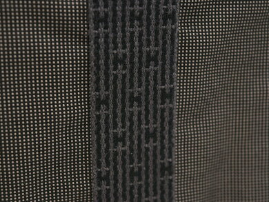 【バッグ】HERMESエルメスエールラインショルダーバッグショルダーポーチポシェットキャンバスグレー【中古】【k】【Blumin楽天市場店】
