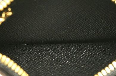 【財布】LOUISVUITTONルイヴィトンエピポシェットクレキーリング付コインケース小銭入れレザーノワール黒ブラックゴールド金具M63802【中古】【k】【Blumin楽天市場店】