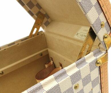 【バッグ】LOUISVUITTONルイヴィトンダミエアズールボワットフラコン化粧ケースメイクボックスハードケースN48032【中古】【k】【Blumin楽天市場店】