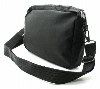 【バッグ】PaulSmithポールスミスナイロンショルダーバッグ斜め掛けナイロン黒ブラック【中古】【k】【Blumin楽天市場店】