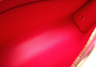 【バッグ】LOUISVUITTONルイヴィトンモノグラムヴェルニトゥルースコスメティック化粧ポーチコスメポーチ小物入れローズポップピンクM93647【中古】【k】【Blumin楽天市場店】