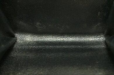 【財布】LOUISVUITTONルイヴィトンエピポルトフォイユヴィエノワがま口ガマ口財布レザーノワール黒ブラックM63242【中古】【k】