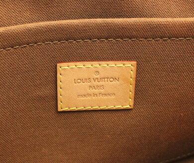 【バッグ】LOUISVUITTONルイヴィトンモノグラムポパンクールハンドバッグM40009【中古】【k】