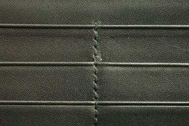 【財布】GUCCIグッチウェブラウンドファスナー長財布レザーブラック黒グリーン緑レッド赤4088312778【中古】【k】