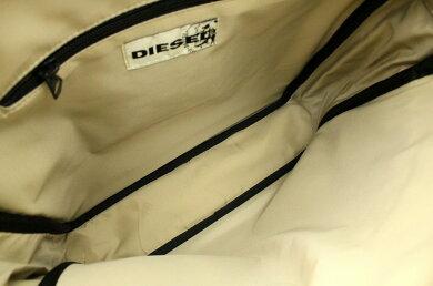 【未使用品】【バッグ】DIESELディーゼルショルダーバッグ斜め掛けPVCグレーX00873【中古】【k】